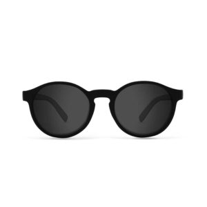 We Are Eyes Orbit Black Sunglasses