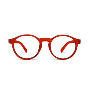 We Are Eyes Orbit Red Optical Glasses