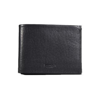 Shinola Classic Bifold Wallet Black