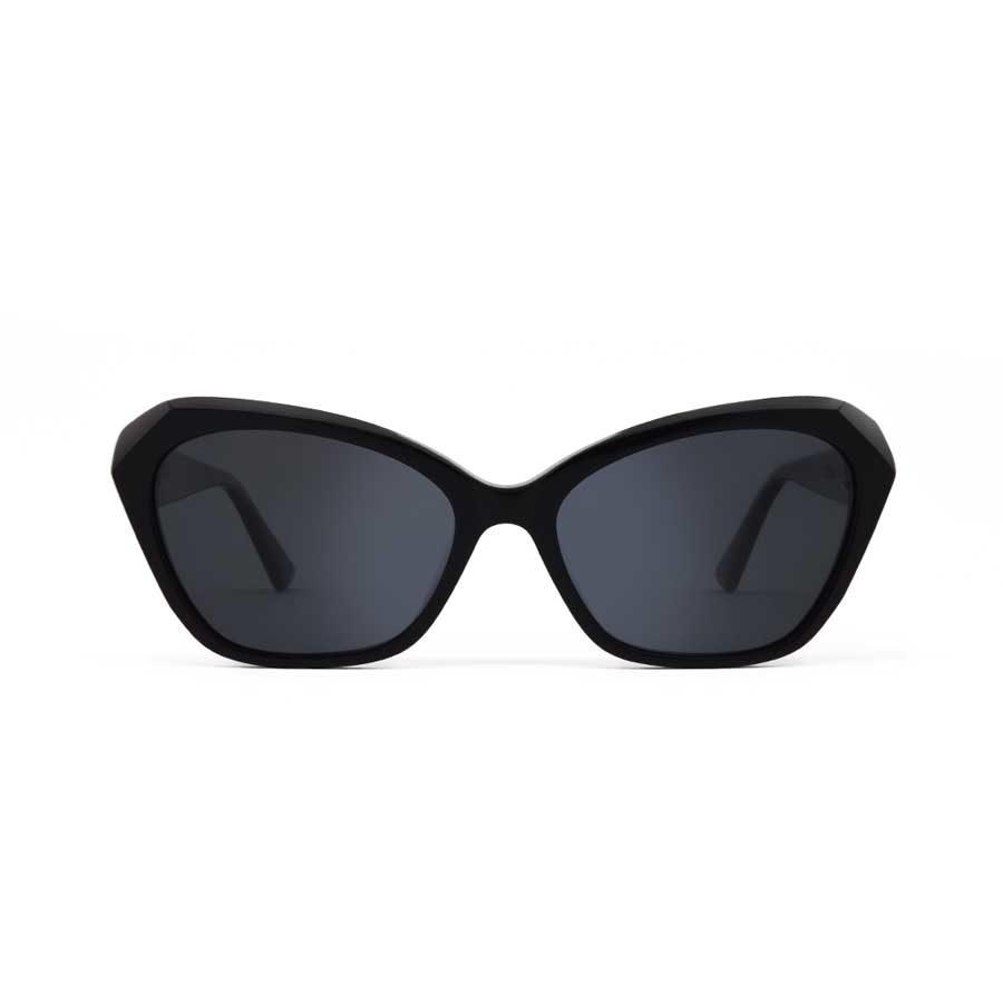 We Are Eyes Zeta Black Sunglasses