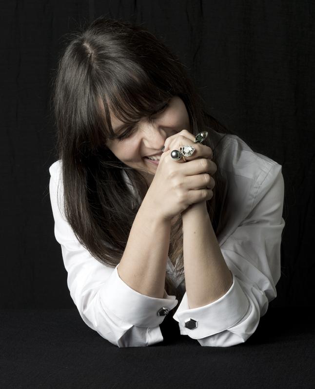 Katerina Marmagioli Portrait