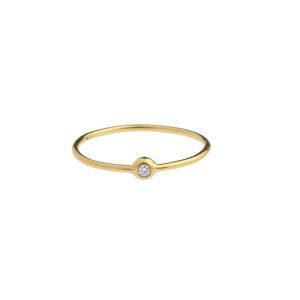 Dolly Boucoyannis One Diamond Ring DB-IDR