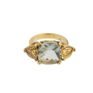 Dolly Boucoyannis Triple Ring DBR88
