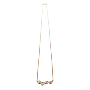 Lito Fine Jewelry Mini Cardio Necklace LITON-L-093