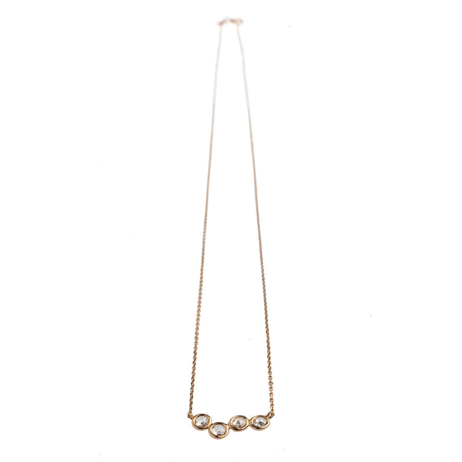 Lito Fine Jewelry Mini Cardio Necklace LITON-L-093