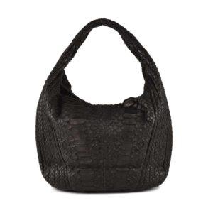 Wings Amata Black Shoulder Bag