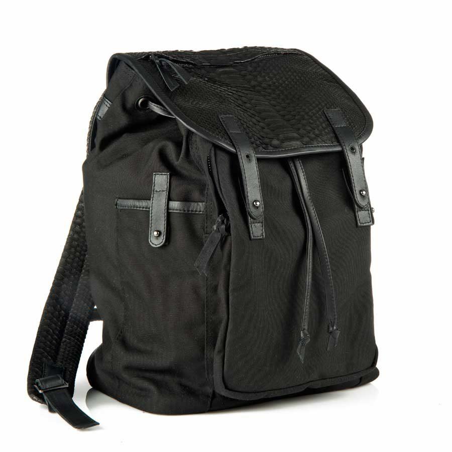 9c9612a6d Joe Canvas Backpack - i-D Concept Stores