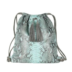 Wings Sandra Tassel Aqua Backpack