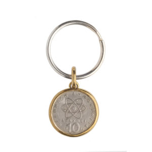 Dolly Boucoyannis Bronze Coin Pendant DBP72