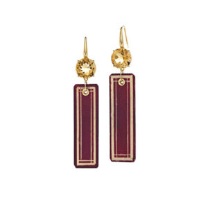 Francesca Villa Easy Living 14 Earrings