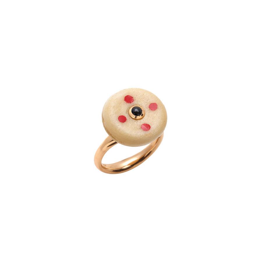 Francesca Villa Moondance Onix Ring