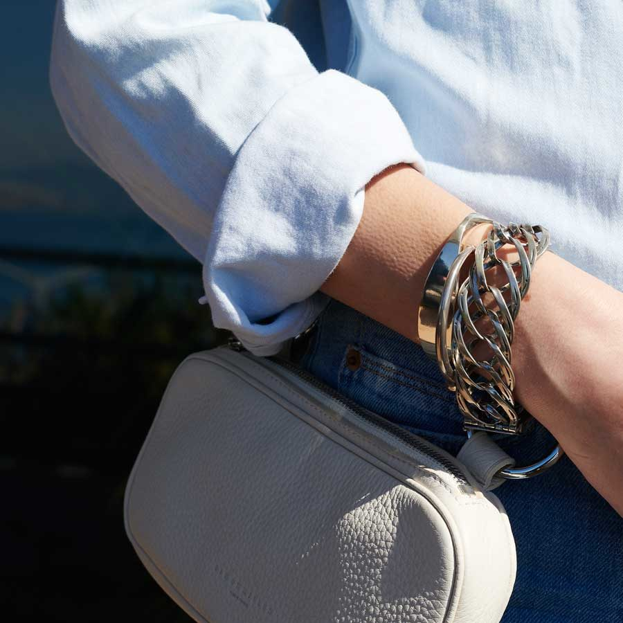 Katerina Koukos Bracelet Morphe London model