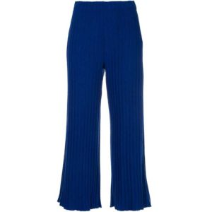 Simon Miller Alder Pants Electric Blue