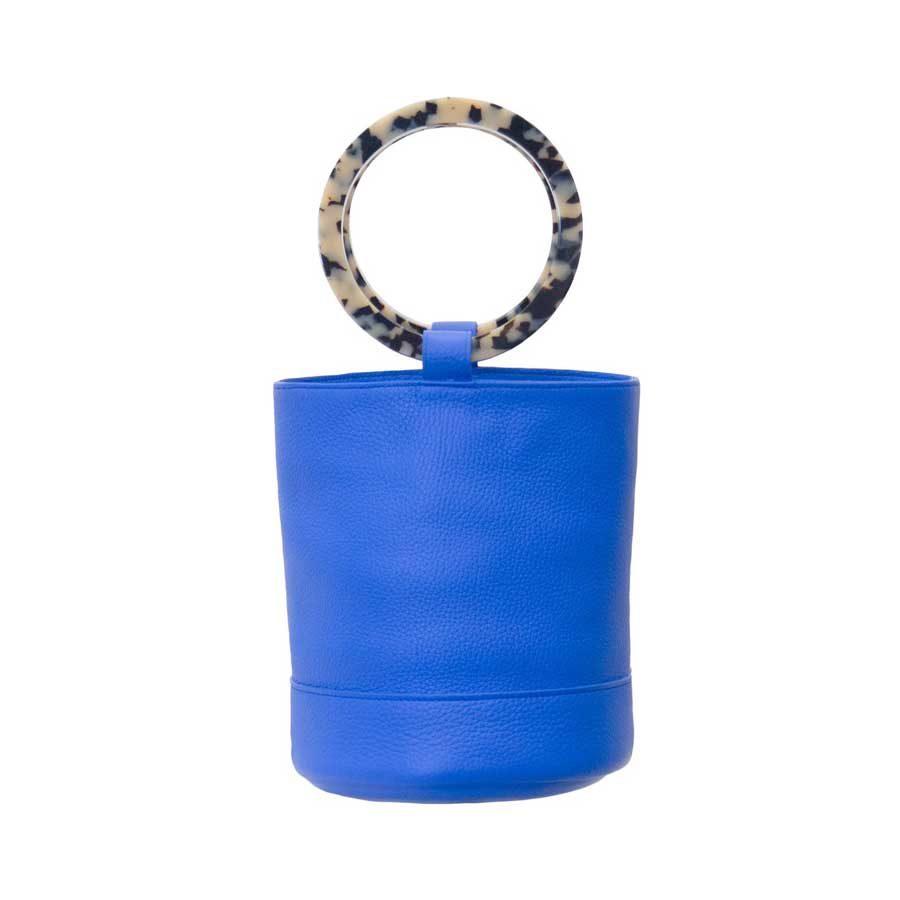 Simon Miller BONSAI BAG 20 cm Electric Blue SM.S8049010