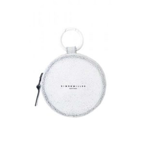 Simon Miller CIRCLE POP POUCH WHITE CRACKLE SM.SM.S8117028