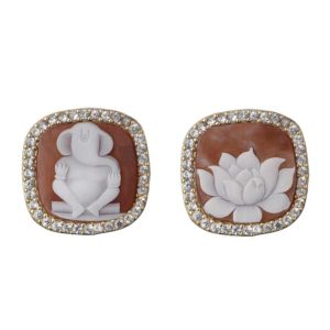 Missbach by Nadia Amore Per Ganesha Studs