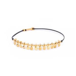 Christiana Kafa Yellow Gold Plated Bracelet CHK0617.B.SG