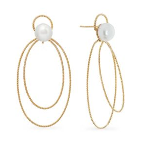 Penelope Cypria Earrings PFJ.CYE002.YG