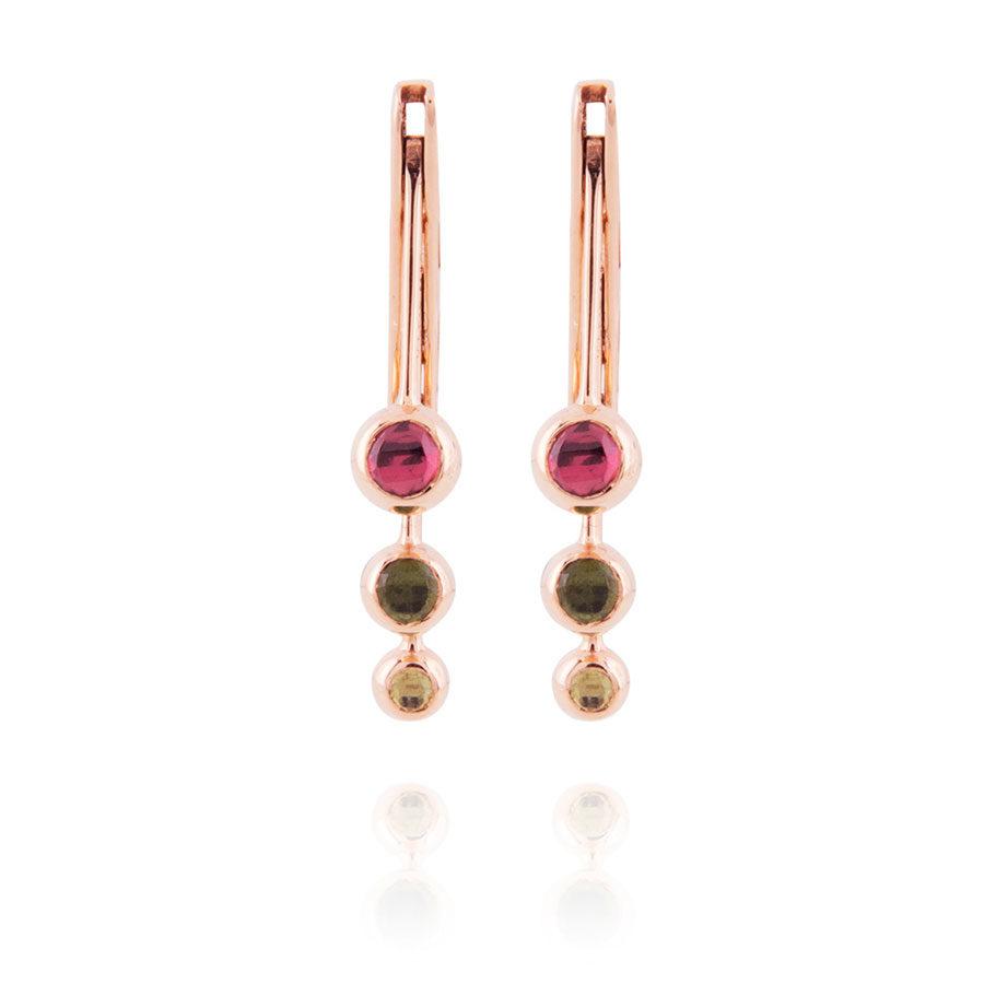 Marie Mas Dancing Diamond Pair of Earrings S ESDPGDTS16