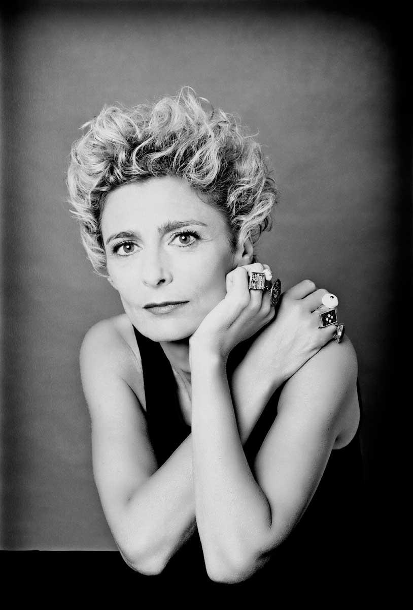 Francesca Villa Portrait