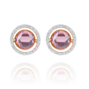Marie Mas Swiveling Stud Earrings