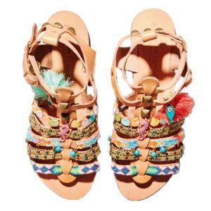 Elina Linardaki Saltwater Sandals