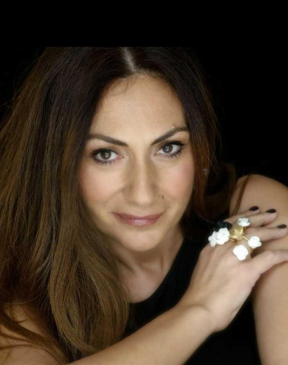 Thania Iordanidou Portrait