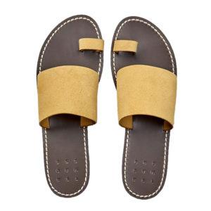 Trademark Taos Suede Dune Sandals
