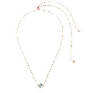 Marie Mas Swiveling Necklace S