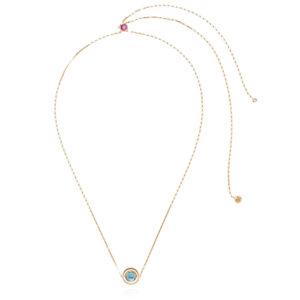Marie Mas Swiveling Necklace S