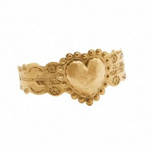 Christina Alexiou Heart Bracelet BRYG014