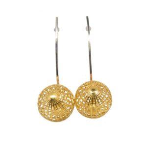 Aelia Kinesis Movement Earrings FES010Gsmall