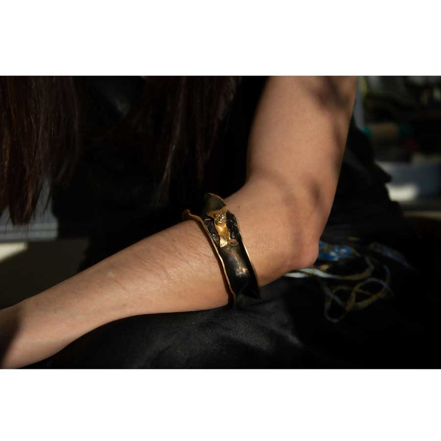 Aelia Fertility Bracelet FBBFE01G.BR