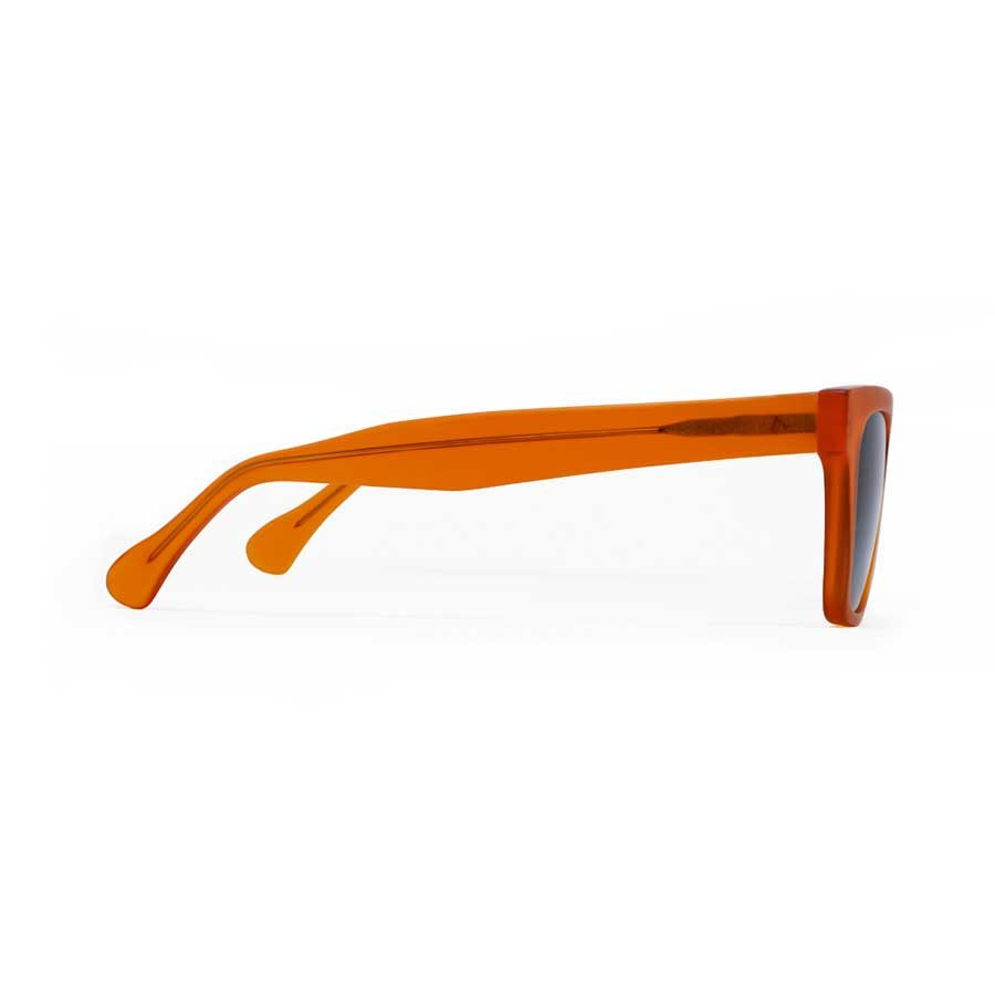 We Are Eyes Epsilon Orange Sunglasses