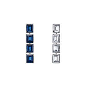 Atelier Swarovski Fluid Azzurro Drop Earrings AW5489958