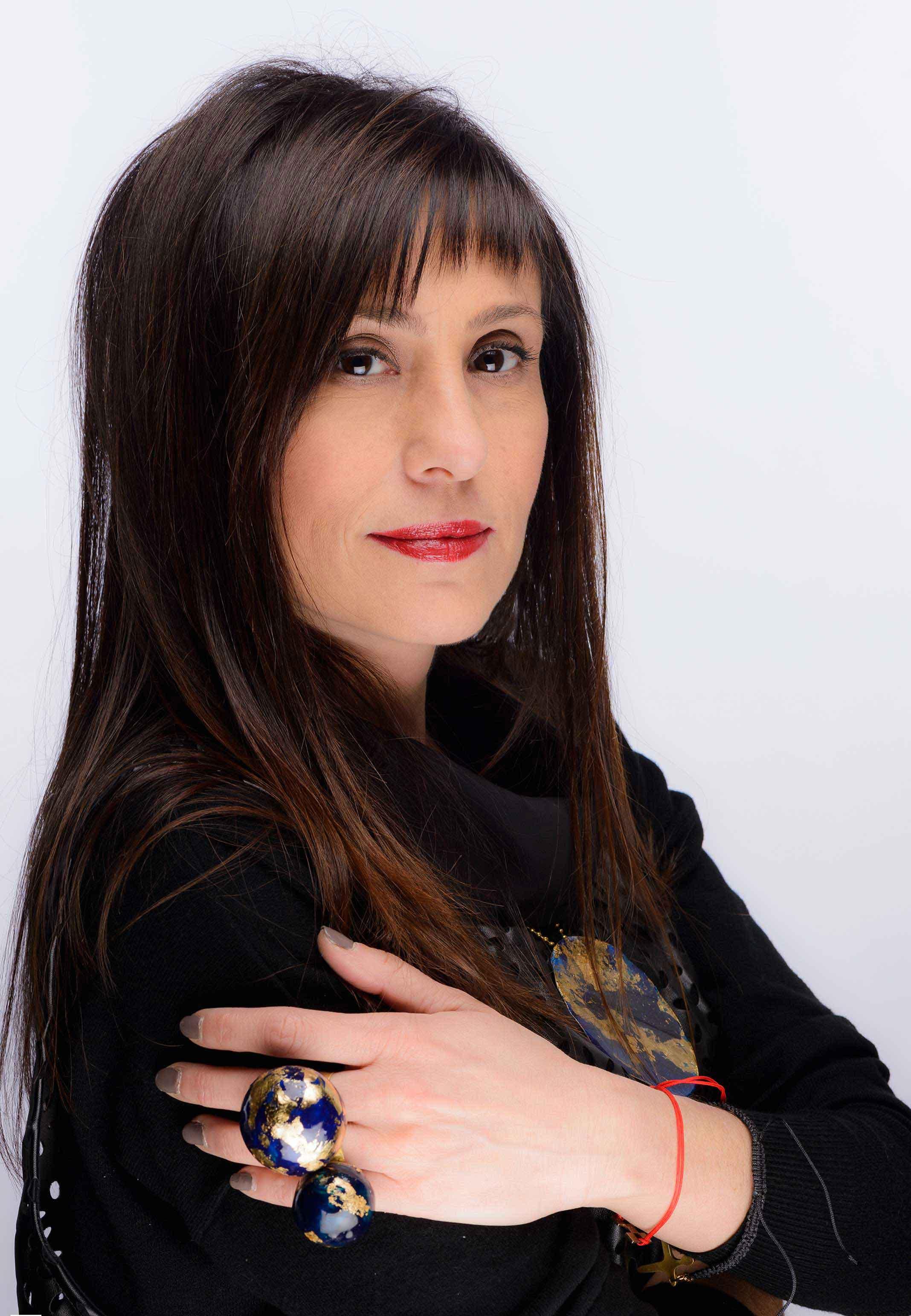 Fotini Kostouli Portrait