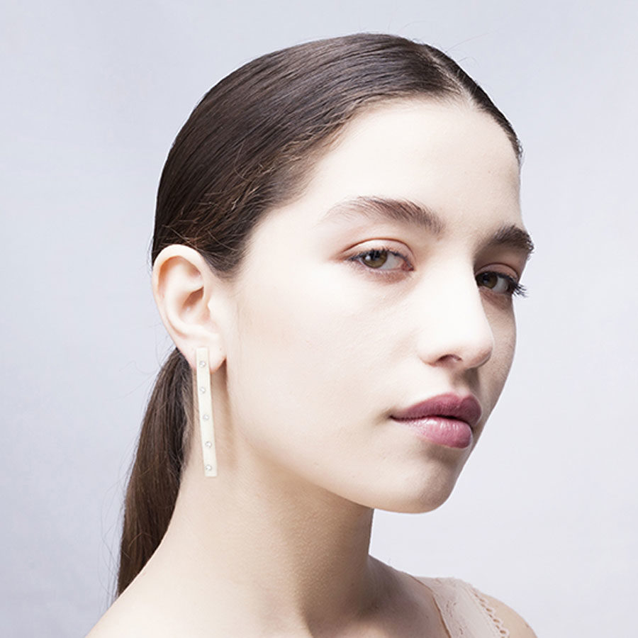Francesca Villa Is There Anybody Out There Earrings