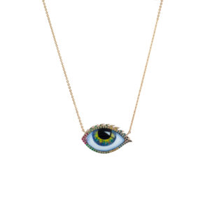 Lito Grand Psychedelic Necklace LITON-L-9339