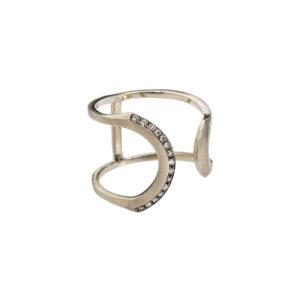 Polina Ellis Dorian Gold Ring PSdorianF5G18D
