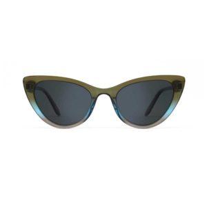 We Are Eyes Ypsilon Sunglasses Green