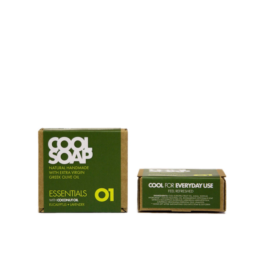 The Cool Projects Olive Oil Cool Soap Essentials 01