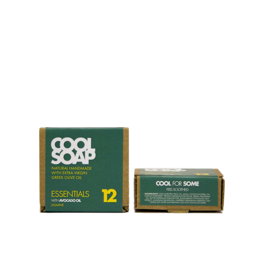 The Cool Projects Olive Oil Cool Soap Essentials 12