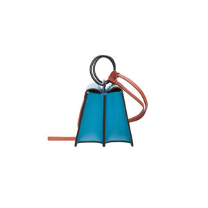 Danse Lente Mini Phoebe Hawaiian Blue Shoulder Bag DL.P1915