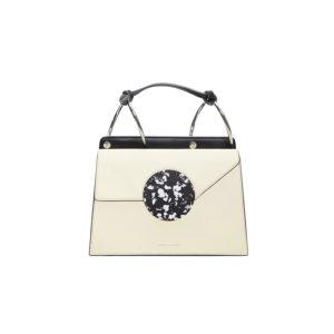 Danse Lente Phoebe Bis Dove Black Shoulder Bag DL.P1918