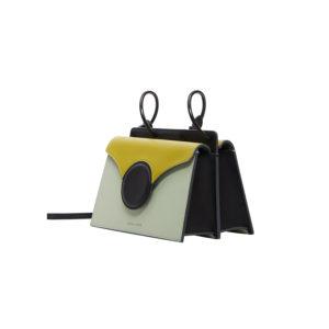 Danse Lente Mini Phoebe Mint Olive Shoulder Bag DL.P1915