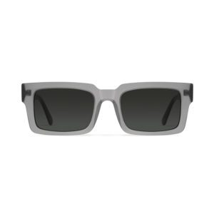 We Are Eyes Qubit Grey Sunglasses