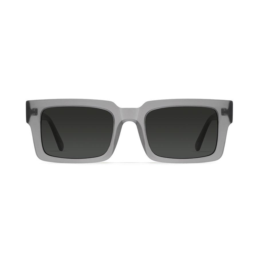 We Are Eyes Qubit Grey Sunglasses