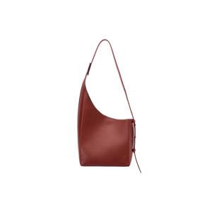 Aesther Ekme Demi Lune Assymetrical Brick Bucket Bag 02PF19DLL02127
