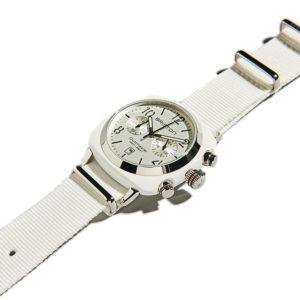 Briston Clubmaster Classic Chronograph White