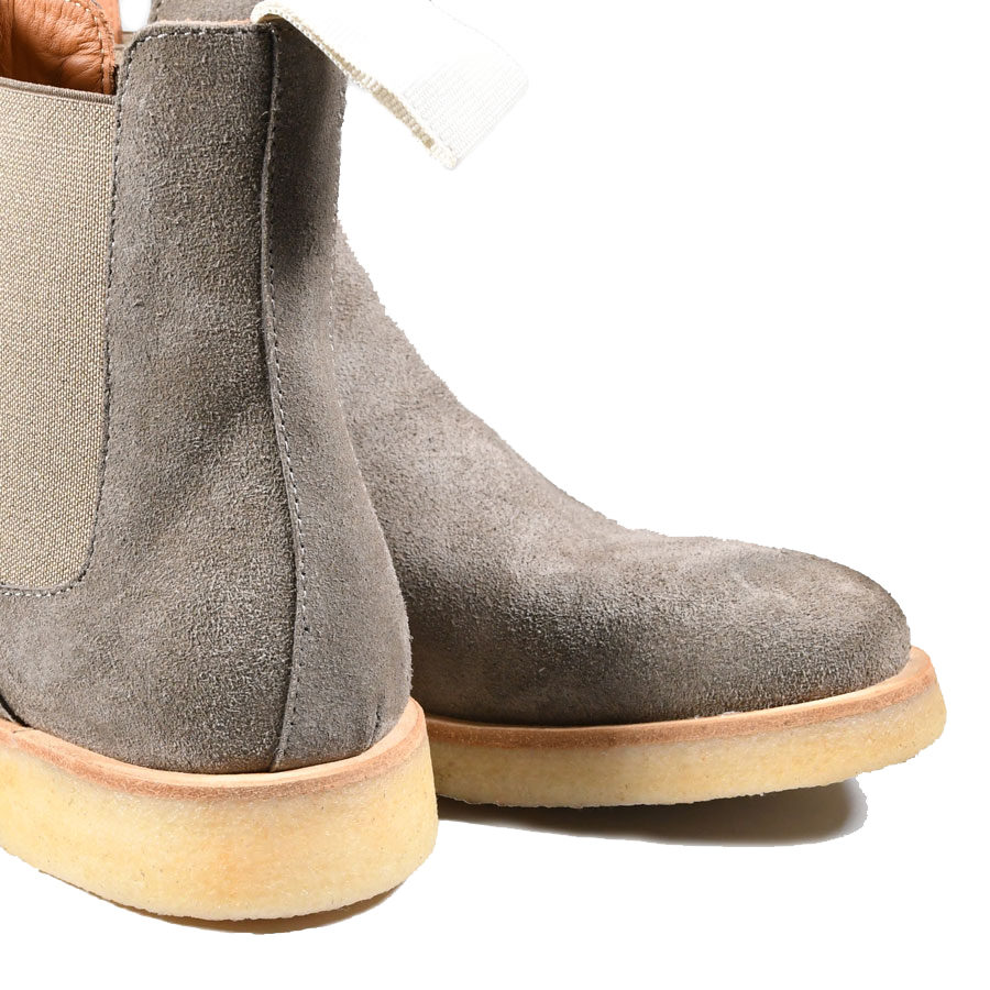 Chelsea Suede Boots Warm Grey 3778 - i